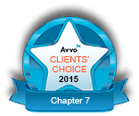 Avvo Client's Choice 2015 Chapter 7